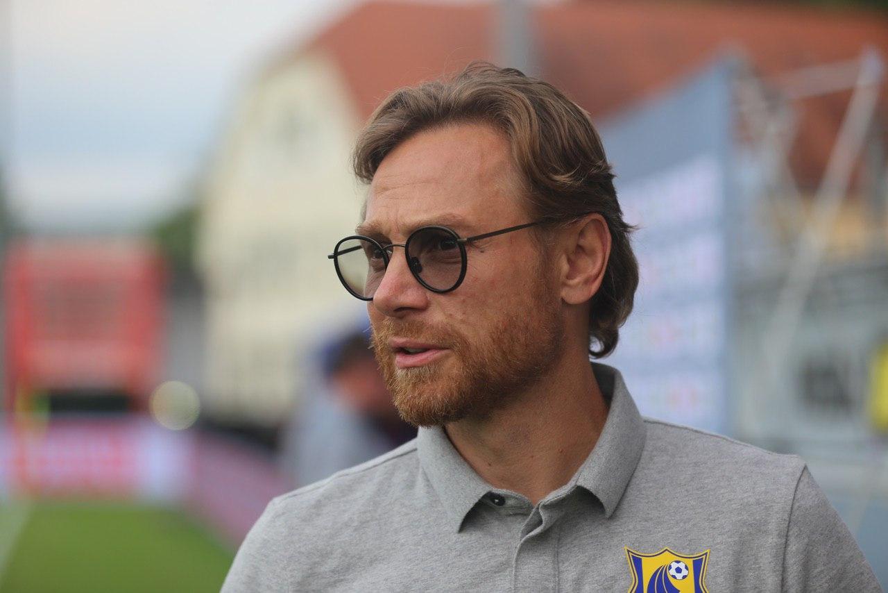 Валерий Карпин – новый главный тренер сборной России