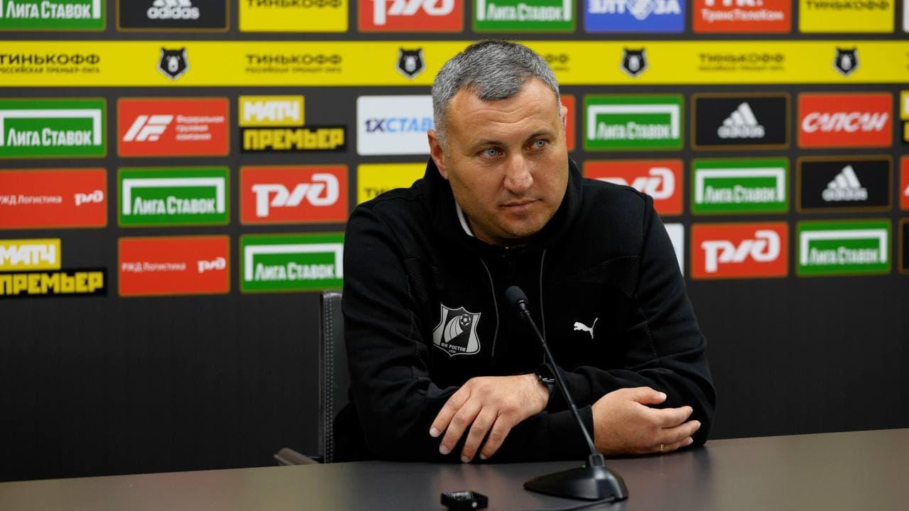 Заур Тедеев: «Теперь моя любовь к «Ростову» ещё больше»