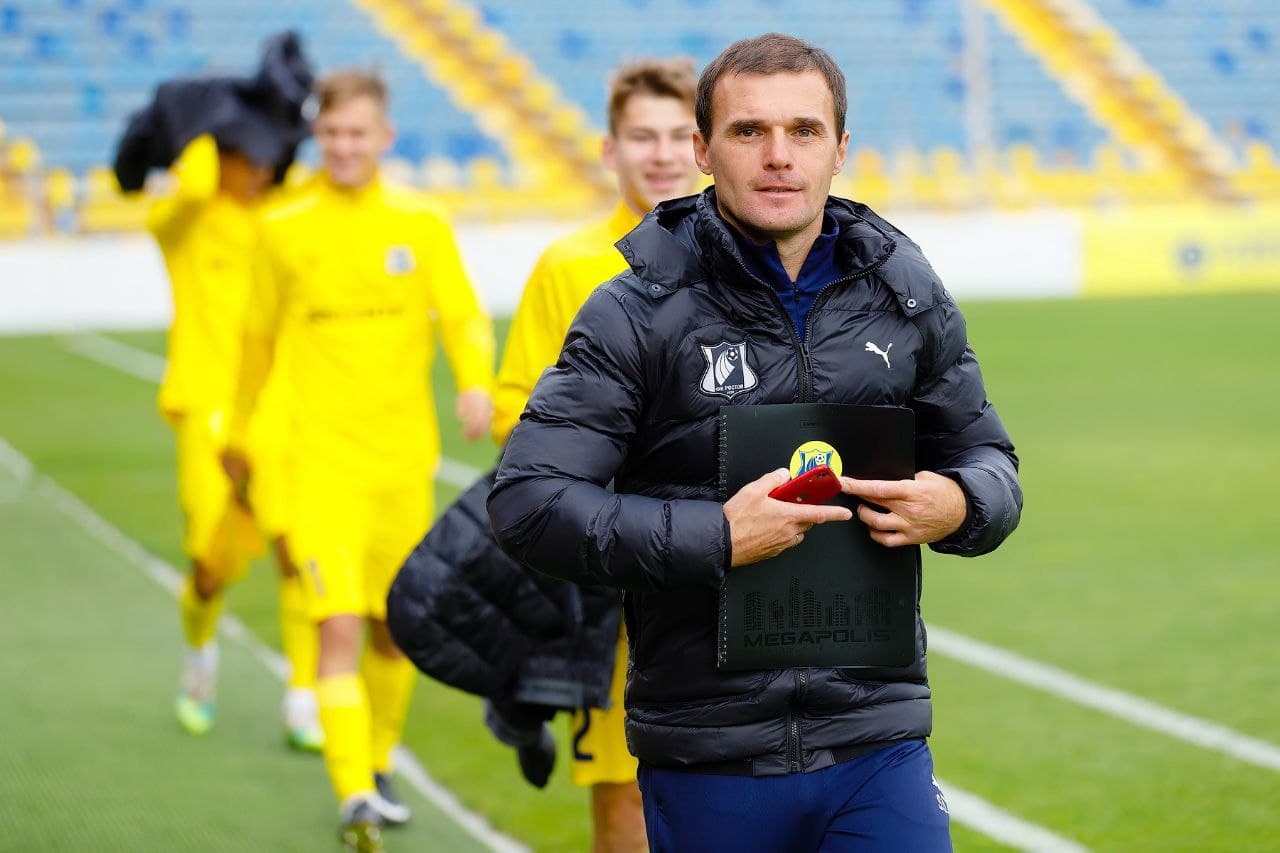 Олег Сальников: «У нас с Тедеевым общие взгляды на футбол»